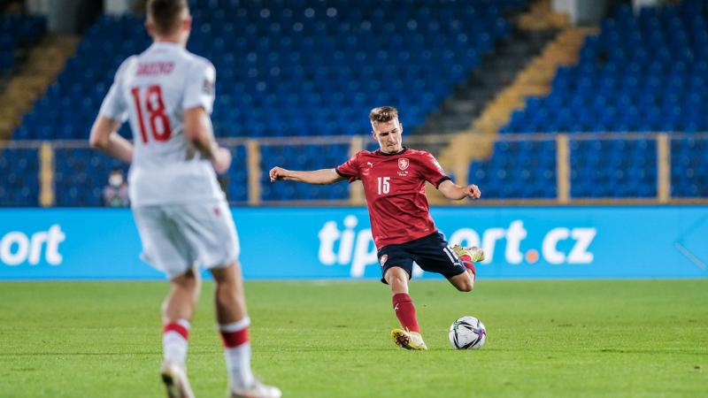 Zdroj: Archiv Česká fotbalová reprezentace